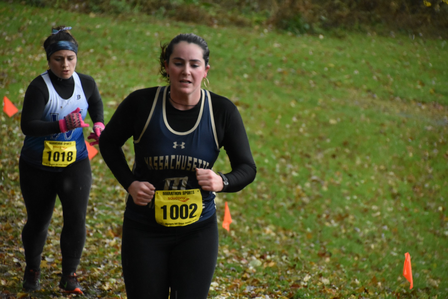 Women's Cross Country Finishes Fifth at MASCAC Championships