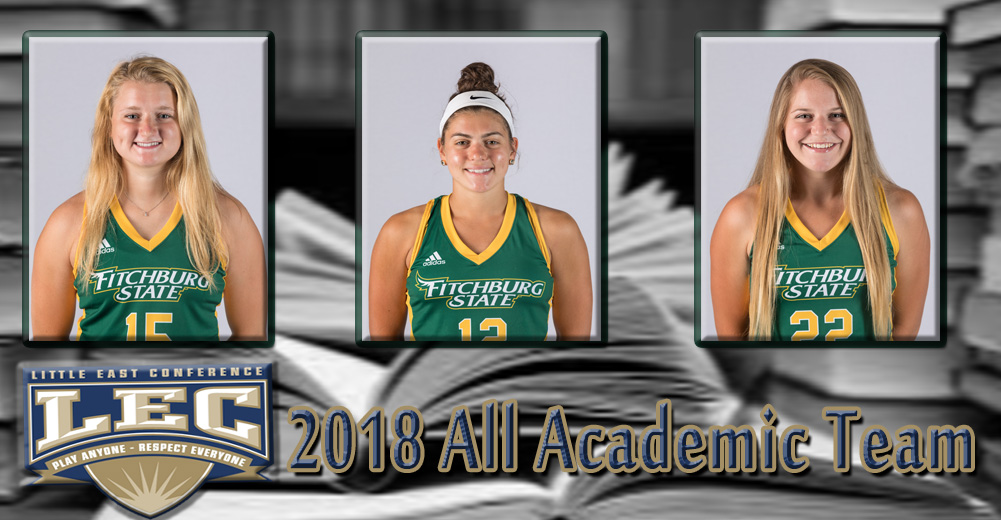 Field Hockey Names Trio To LEC All-Academic Team