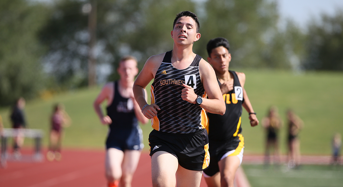 Successful Weekend for Track & Field at Trinity Opener