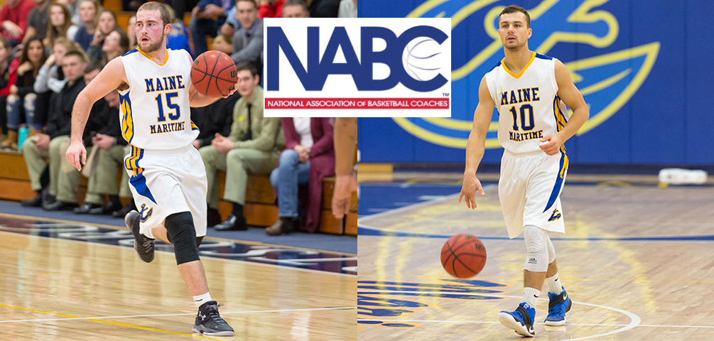 Newcomb and Price Named to NABC Honors Court