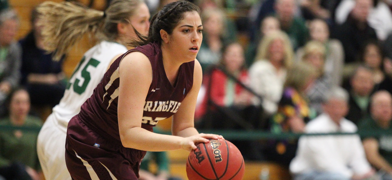 Strong Second Half Leads Women's Basketball Past MCLA, 67-55