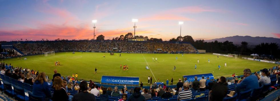 UCSB Leads National Soccer Attendance for Sixth Year