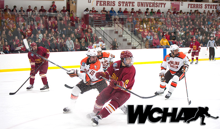 Ferris State Hockey Unveils First-Ever WCHA Conference Schedule