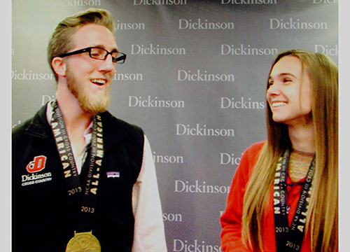 RDSN Interviews Cross Country All-Americans Sara Patterson & Ryan Steinbock