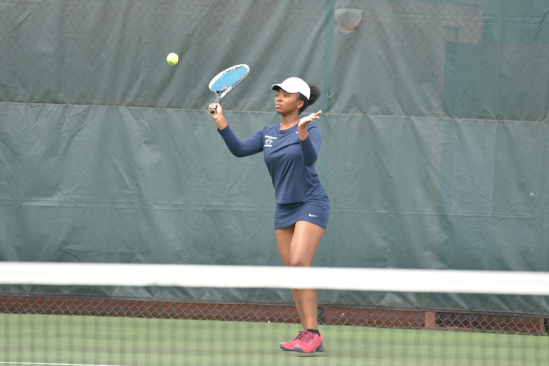 Westminster Shuts Out Women's Tennis