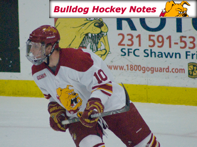 Weekly Game Notes 21-22: Ferris State at Notre Dame