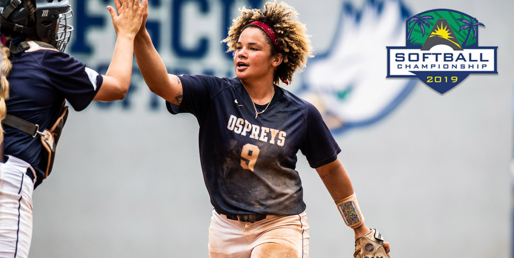 Ospreys Survive Eagles Rally in @ASUNSoftball Championship; Set to Face Liberty