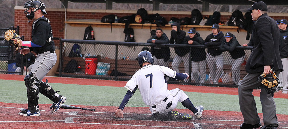 Late-inning comeback spurs Gallaudet to split against Summit
