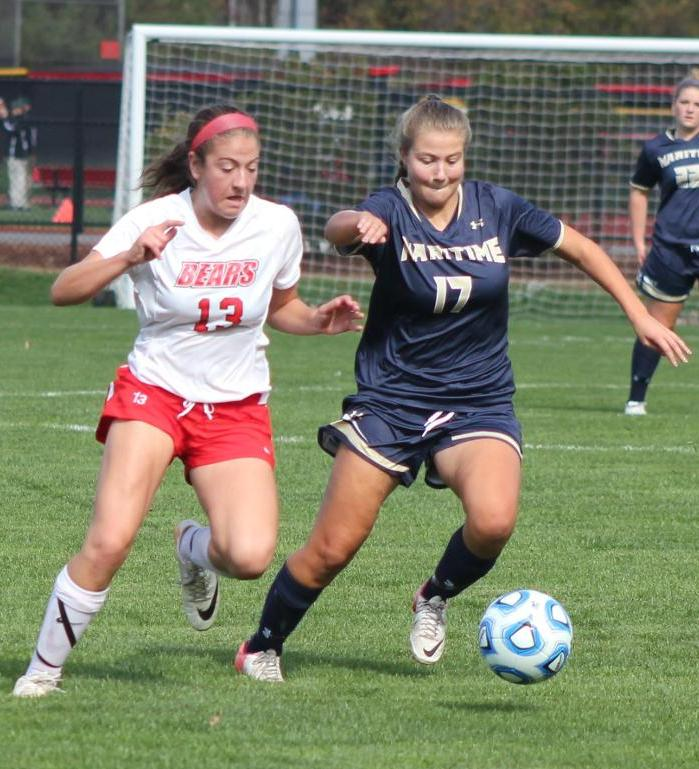 Levesque Makes 19 Saves As Women's Soccer Drops MASCAC Decision At Bridgewater State