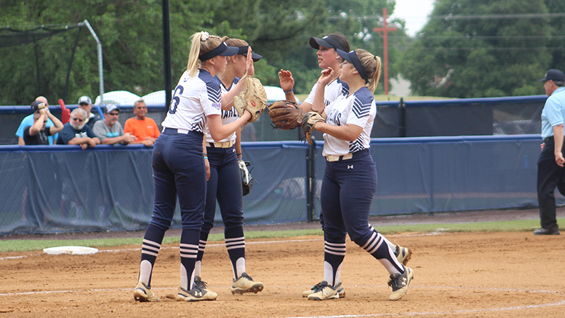 Softball Bows Out of NCAA Regional Round