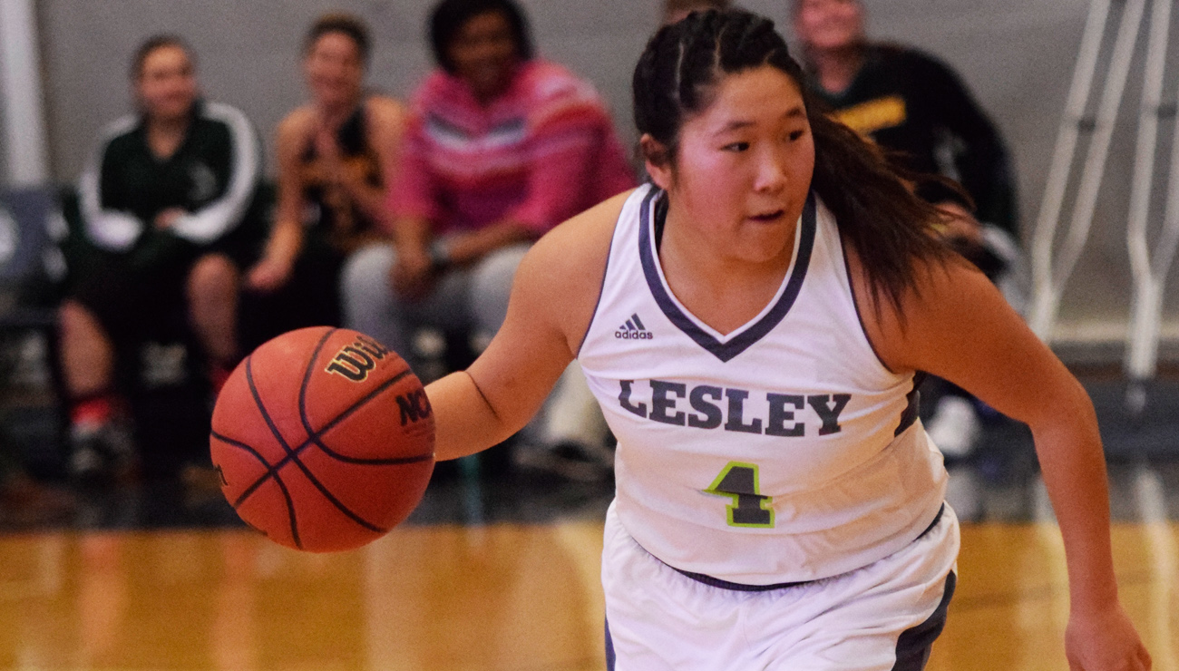 Women's Basketball Holds Off Southern Vermont