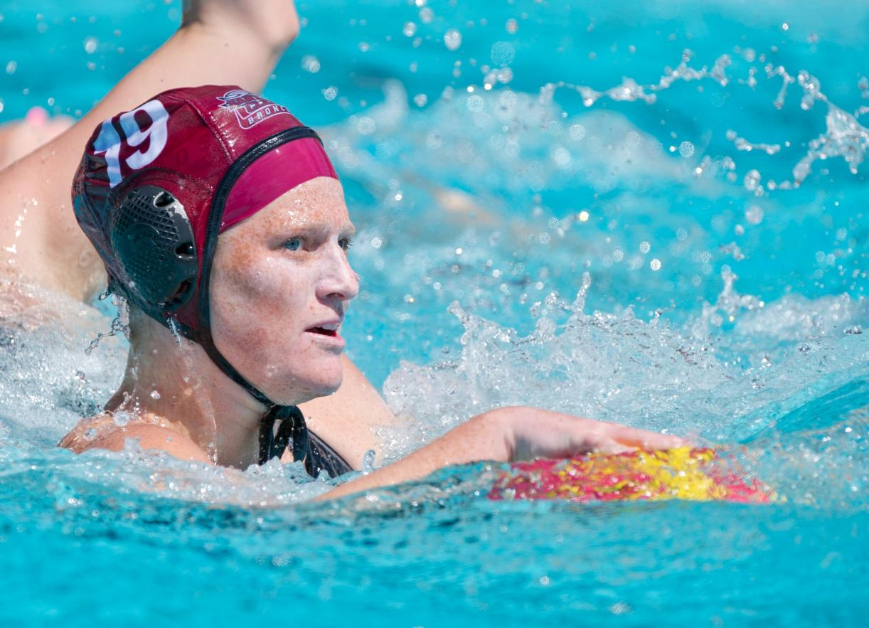 Makena Pezzuto of Women's Water Polo Discusses her Team's Vision for the 2013 Season