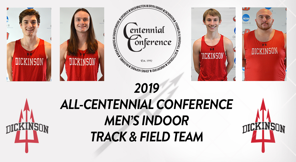 Men's T&F Earns Four Conference & Two All-Region Honors