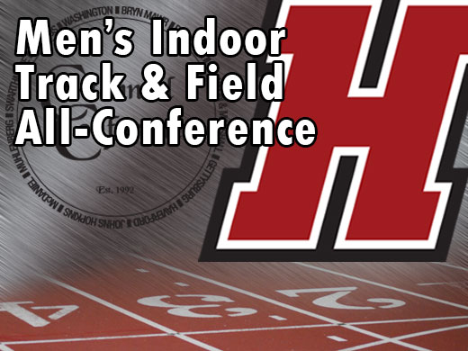 Fords lead way in all-conference performers in men's indoor