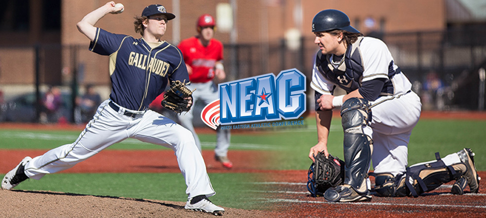 Six Bison earn All-NEAC honors, Hicks named Player of the Year, Holsworth earns a second Pitcher of the Year award