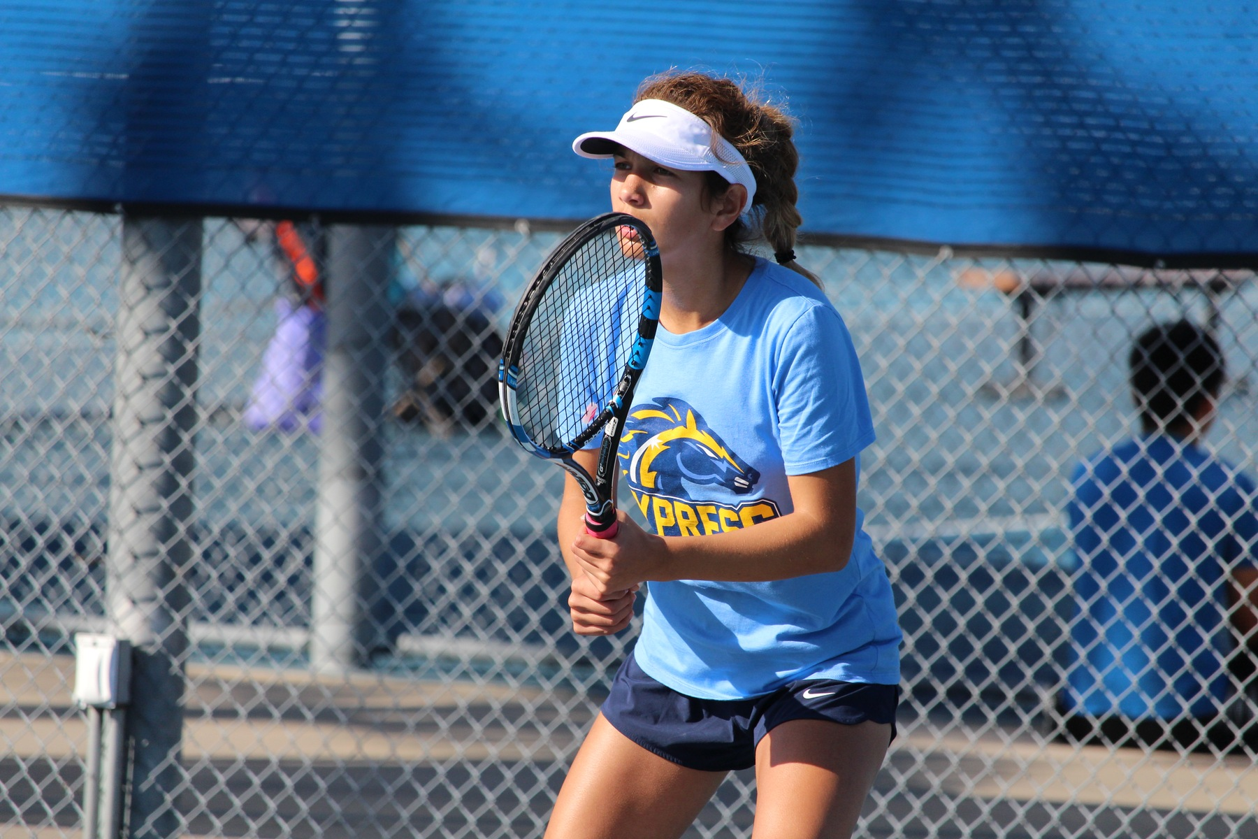 Women's Tennis Open Conference Play With 6-3 Victory Over Fullerton