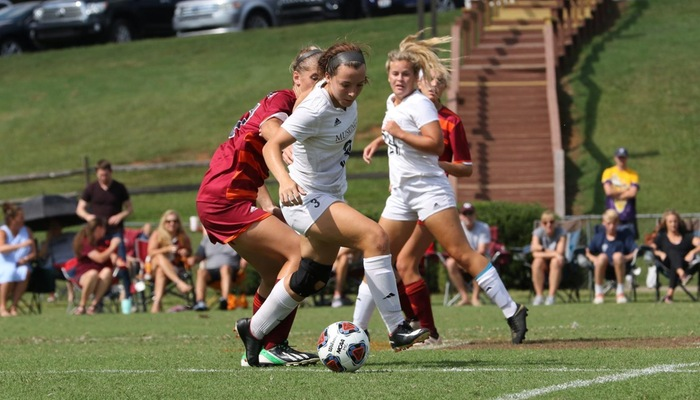 Women's soccer secures shutout win against Waynesburg
