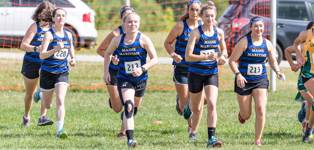 James Guides Maine Maritime at Green Mountain Invite