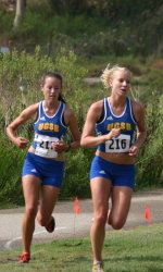 Women Prepare for Pre-Nationals