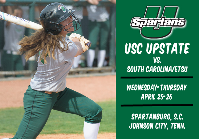 USC Upstate Closes out Regular Season with South Carolina, East Tennessee State