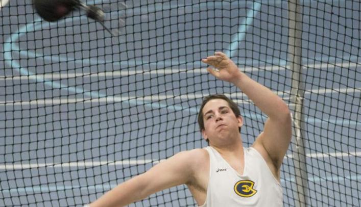 Men's Indoor Track & Field Secures Five First-Place Finishes at UST Invite