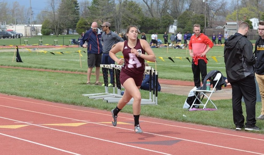 MIAA Prelims Begin for Track and Field