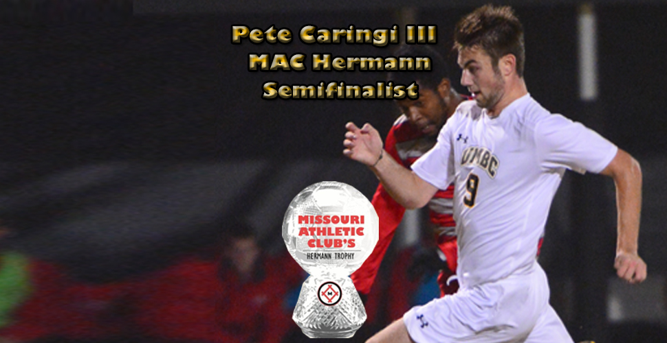 Pete Caringi III Tabbed as MAC Hermann Trophy Semifinalist