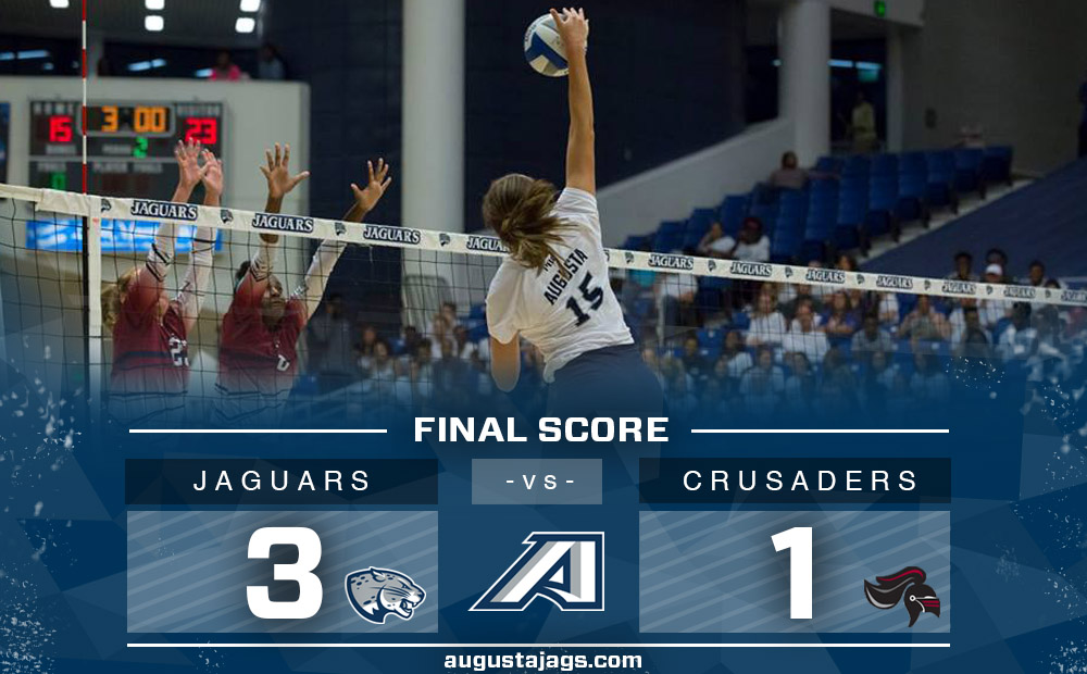 Jags Beat Belmont Abbey, 3-1, In 2017 Home Opener