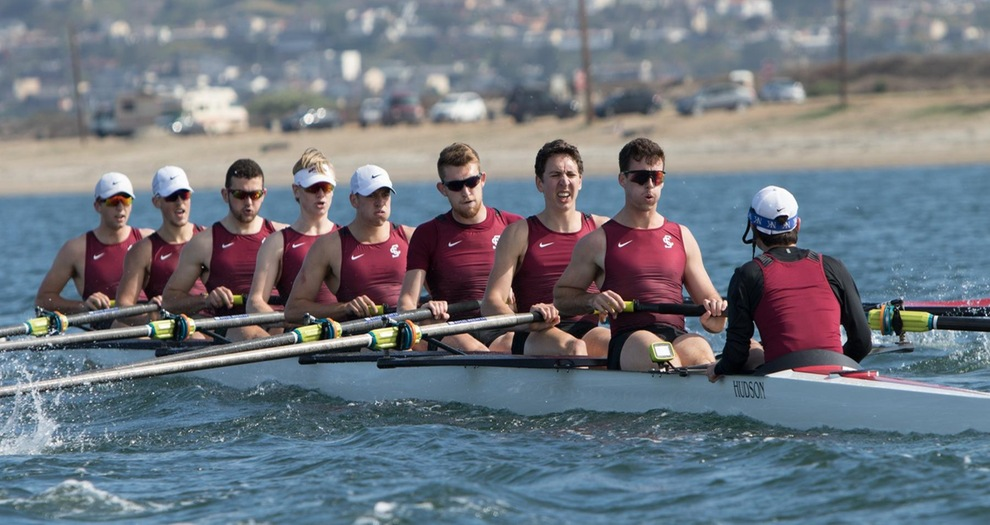 Men's Rowing Has Strong Showing at Western Sprints Challenge