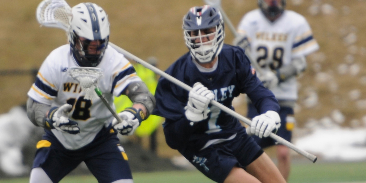 Men's Lacrosse falls to William Peace