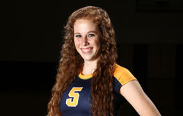 Cobra Spotlight- Emily Harris, Women's Volleyball