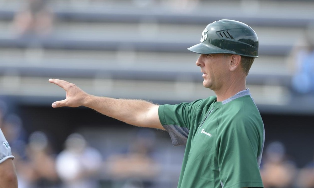 "BASEBALL HEAD COACH REGGIE CHRISTIANSEN NAMED ONE OF BASEBALL AMERICA'S ""RISING STARS"""