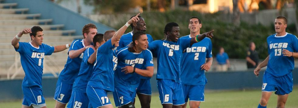 UCSB Hosts Westmont in Exhibition