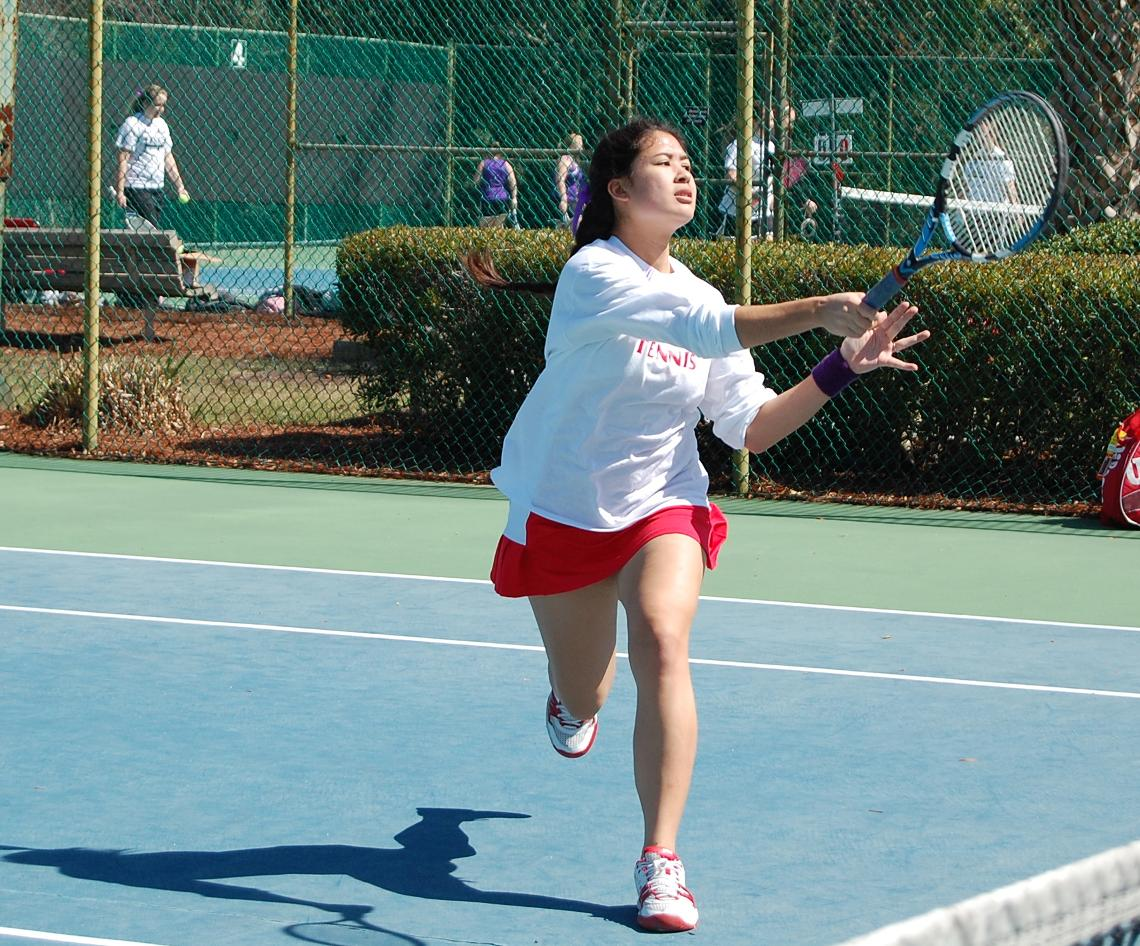 CUA Women's Tennis Advances To 5-1 In Fall Action