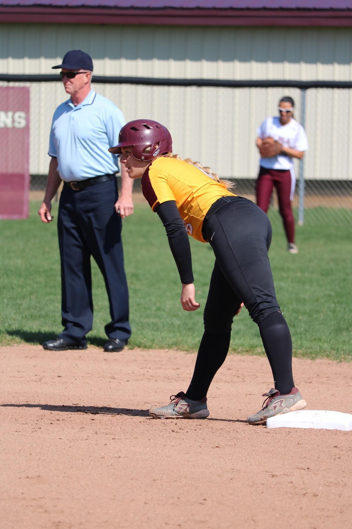 calvin college softball