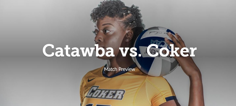 Cobras to Host Catawba in Mid-Week South Atlantic Conference Clash