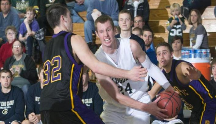 Men's Basketball Comes From Behind to Win Third Straight