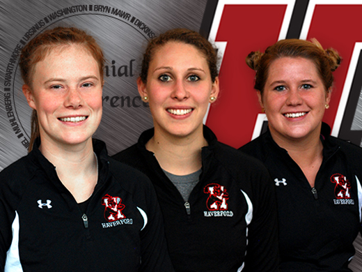 Three Fords earn inclusion to all-conference women's lacrosse team