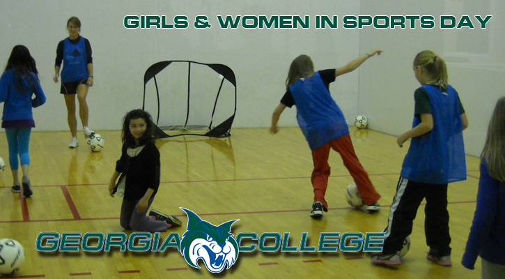 "Bobcats Host GC's First ""Girls & Women in Sports Day"""