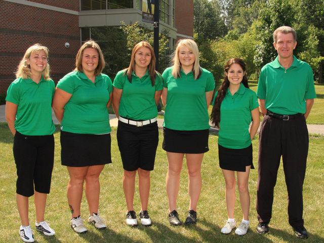 Women's Golf Report - Sept. 25