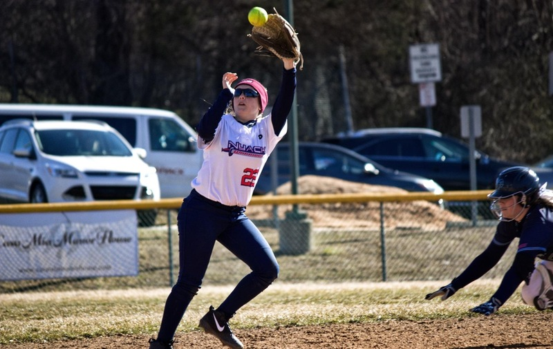 Nyack Softball Sweeps Holy Family University Tigers on the Road