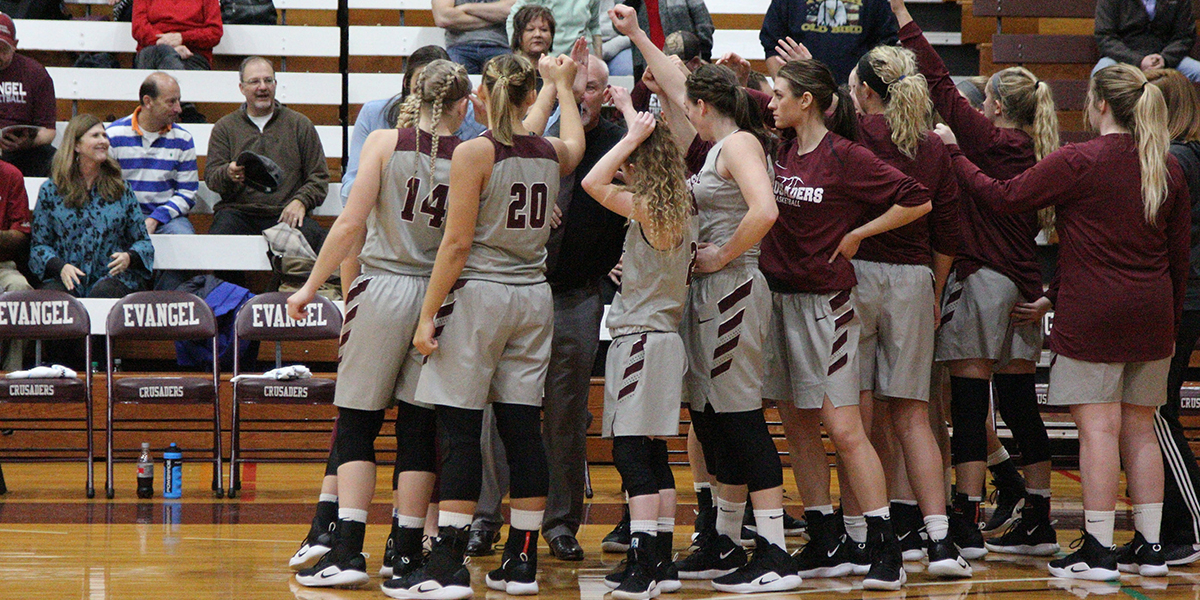 Evangel Women Renew Rib Crib Highway 65 Showdown Tuesday at College of the Ozarks