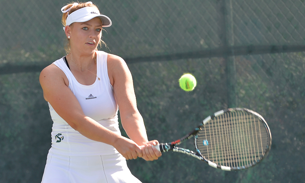 WOMEN'S TENNIS MATCH AGAINST IDAHO POSTPONED UNTIL THURSDAY