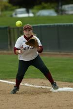 Softball Falls to UC Santa Barbara