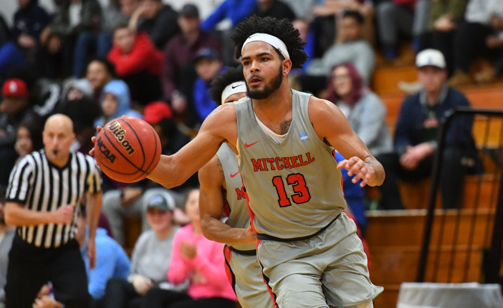 MBB Falls Short at New England College