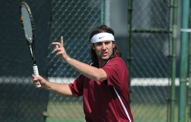 Stuhler remains undefeated as Salisbury drops 7-2 decision to Vassar