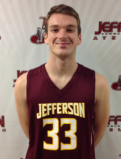 Aubertine Named Jefferson Athlete of the Week