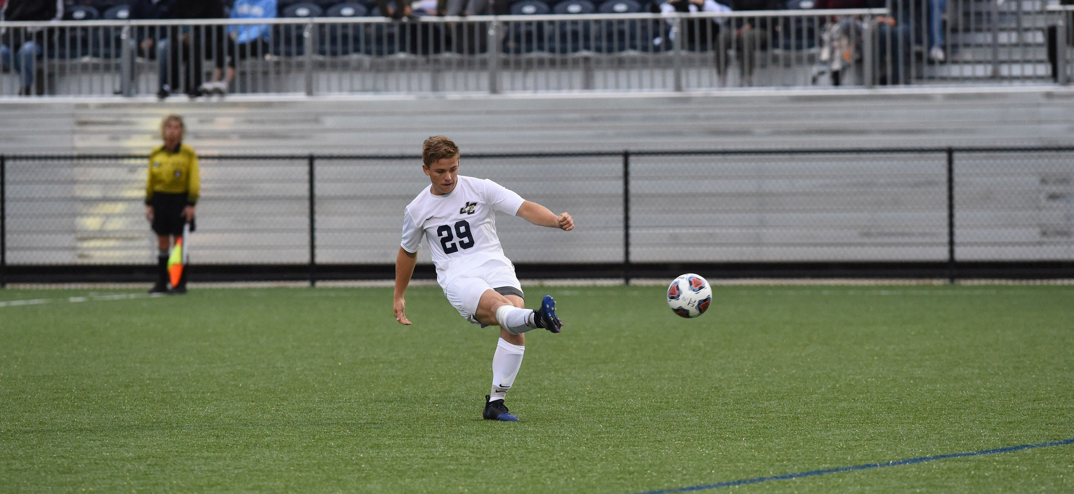 Eagles Concede Late, Fall to Mount Aloysius