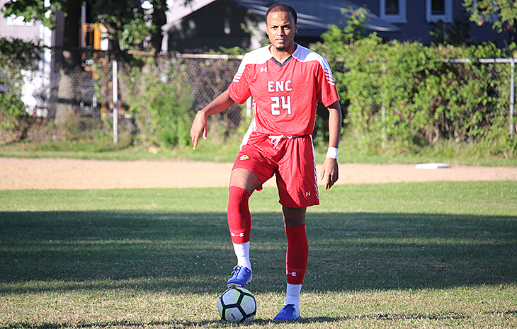 Men's Soccer Extends Winning-Streak to Nine Matches with 2-0 Win Over Emerson