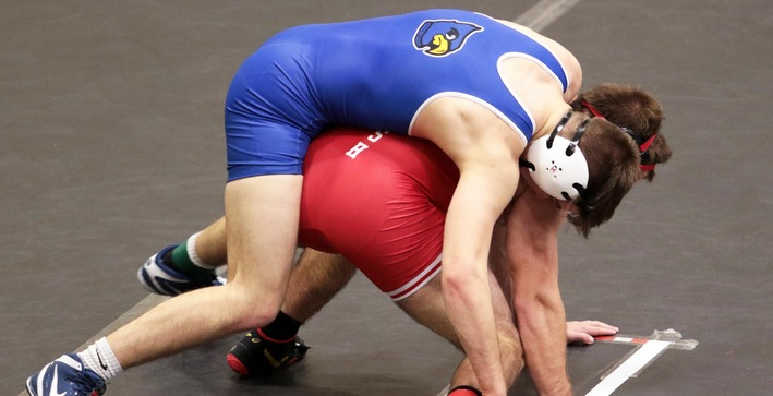 Wrestling finishes 1-2 at NWCA Duals